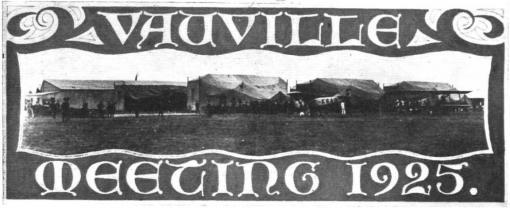 Vauville 1925