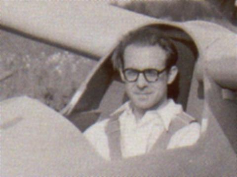 Jos Verbinnen bij De Meeuw in de jaren '50
