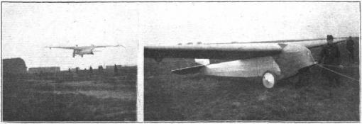 """De zwever Poncelet """"Castar"""" (1923)"""