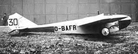 De Glymes Colanhan (O-BAFR), toestel van Damblon